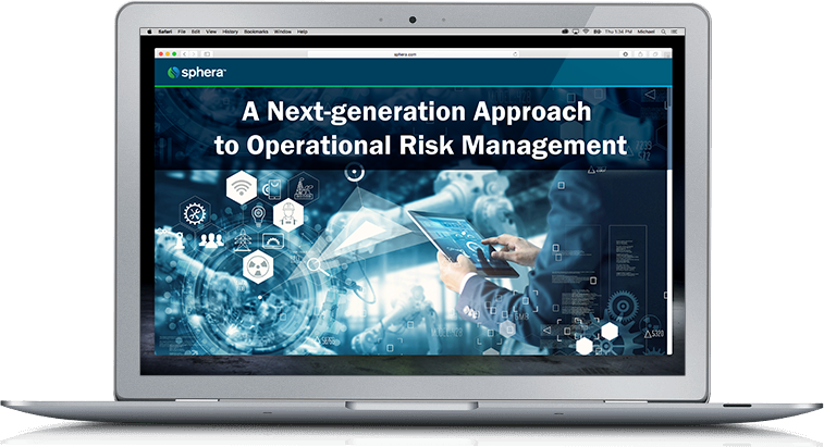 A Next-generation Approach to Operational Risk Management