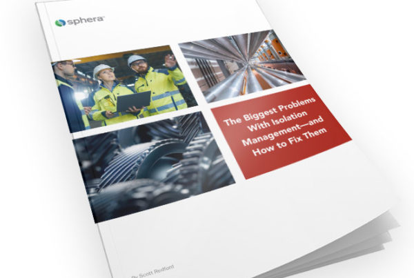 E-book - The Biggest Problems with Isolation Management