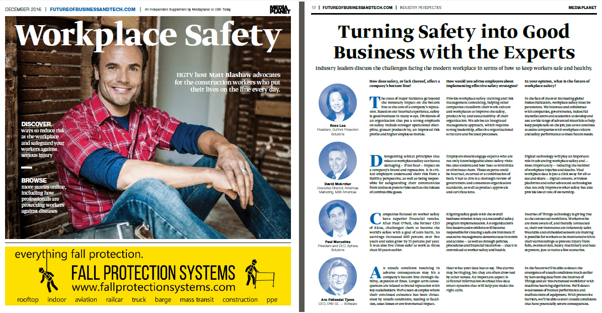 Turning Safety Into Good Business With the Experts