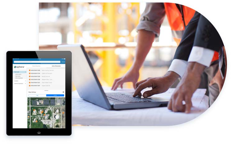 chechemical management system software tablet